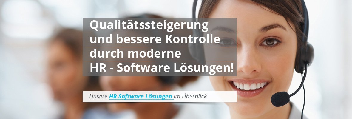 HR Software Lösungen